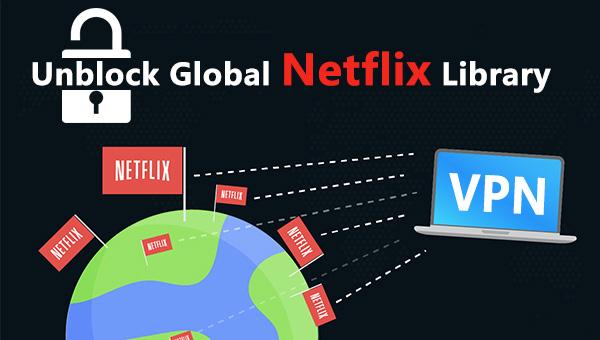 解锁 Netflix